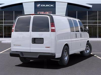 2021 GMC Savana 2500 4x2, Masterack Upfitted Cargo Van #M6607 - photo 2