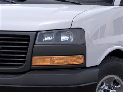 2021 GMC Savana 2500 4x2, Masterack Upfitted Cargo Van #M6607 - photo 8