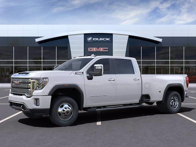 2021 GMC Sierra 3500 Crew Cab 4x4, Pickup #M6652 - photo 3