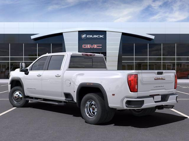 2021 GMC Sierra 3500 Crew Cab 4x4, Pickup #M6652 - photo 4