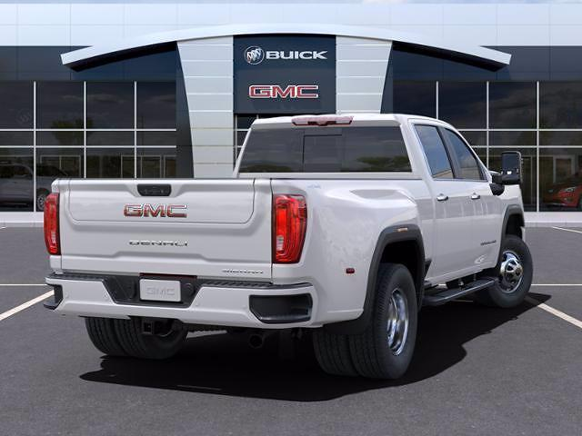 2021 GMC Sierra 3500 Crew Cab 4x4, Pickup #M6652 - photo 2