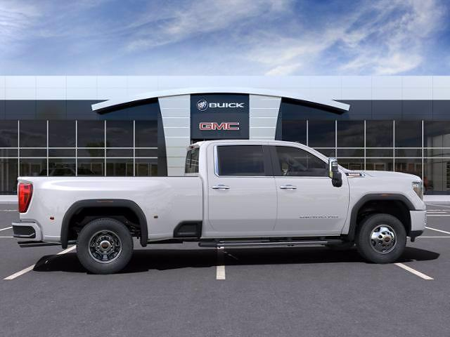 2021 GMC Sierra 3500 Crew Cab 4x4, Pickup #M6652 - photo 5