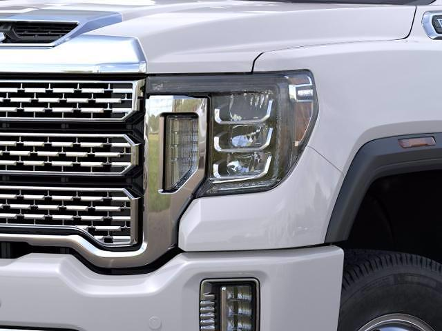 2021 GMC Sierra 3500 Crew Cab 4x4, Pickup #M6652 - photo 7