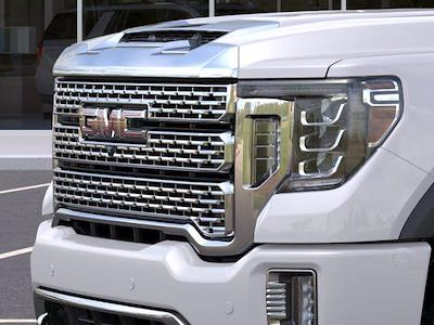 2021 GMC Sierra 3500 Crew Cab 4x4, Pickup #M6652 - photo 9