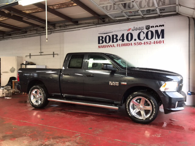 2017 Ram 1500 Quad Cab 4x4 Pickup #104067 - photo 15
