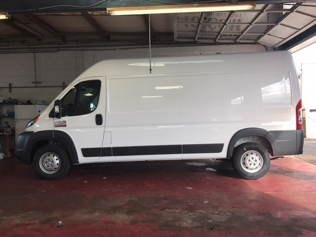 2018 ProMaster 2500 High Roof, Cargo Van #104218 - photo 4