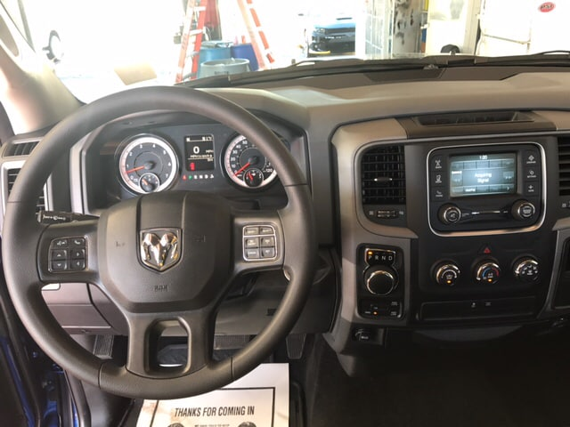 2018 Ram 1500 Crew Cab 4x4, Pickup #104239 - photo 11
