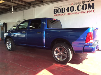 2018 Ram 1500 Crew Cab 4x4 Pickup #104239 - photo 2