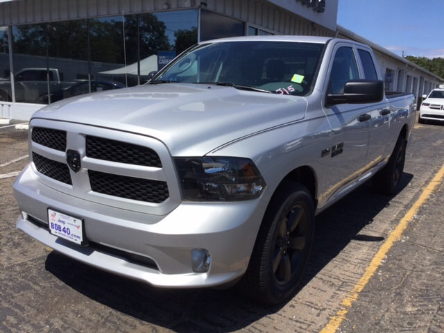 2018 Ram 1500 Quad Cab 4x2,  Pickup #104261 - photo 1