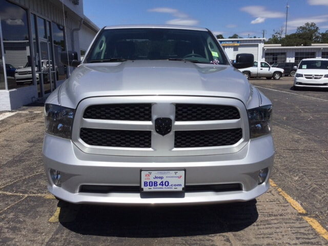 2018 Ram 1500 Quad Cab 4x2,  Pickup #104261 - photo 3