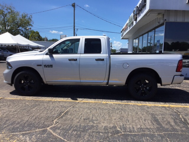 2018 Ram 1500 Quad Cab 4x2,  Pickup #104261 - photo 8