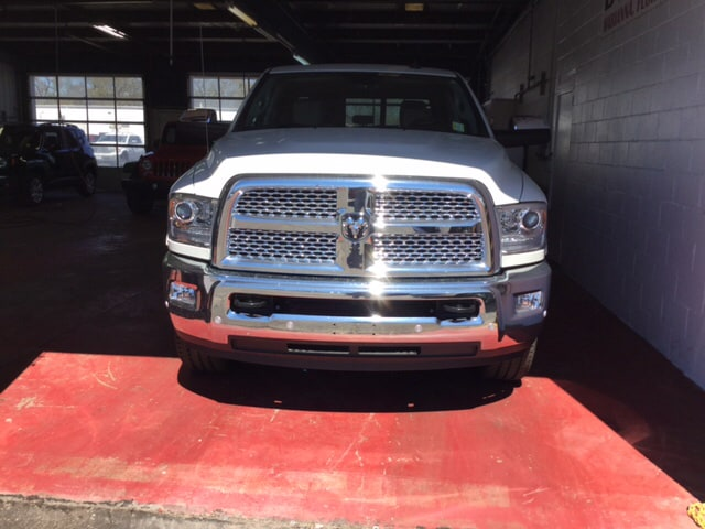 2018 Ram 2500 Crew Cab, Pickup #104272 - photo 4