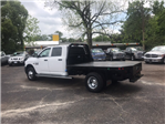 2018 Ram 3500 Crew Cab DRW 4x4, Platform Body #104298 - photo 1