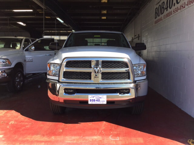 2018 Ram 2500 Crew Cab 4x4, Pickup #104327 - photo 4