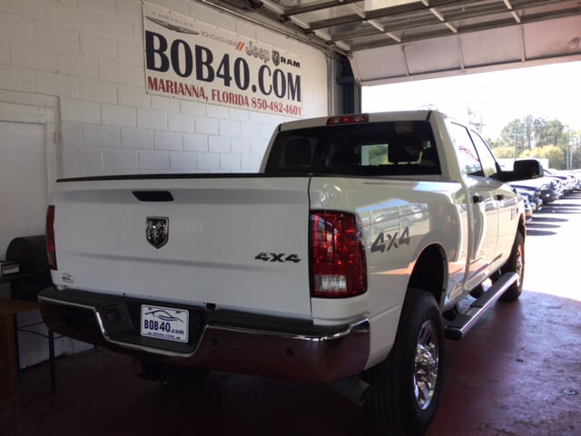 2018 Ram 2500 Crew Cab 4x4, Pickup #104327 - photo 2