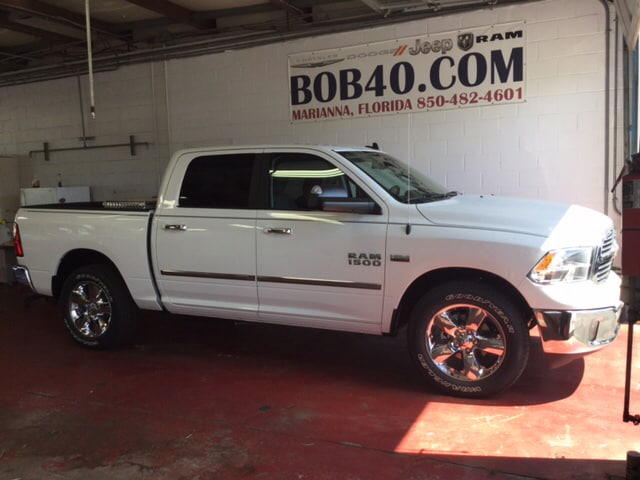 2018 Ram 1500 Crew Cab 4x2,  Pickup #104331 - photo 1