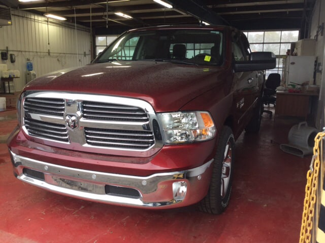 2018 Ram 1500 Crew Cab, Pickup #104351 - photo 3