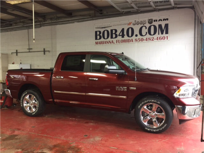 2018 Ram 1500 Crew Cab, Pickup #104351 - photo 1