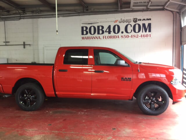 2018 Ram 1500 Crew Cab 4x2,  Pickup #104376 - photo 5