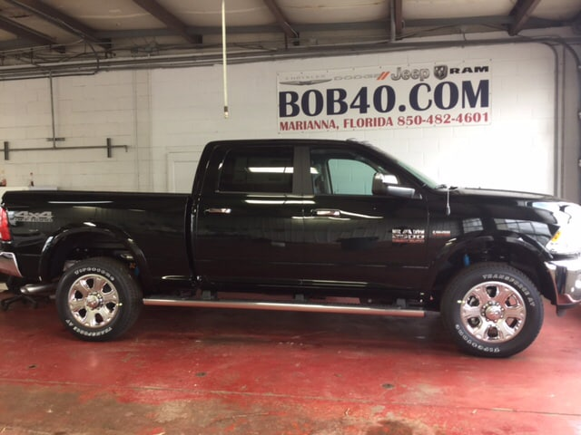 2018 Ram 2500 Crew Cab 4x4, Pickup #104382 - photo 5