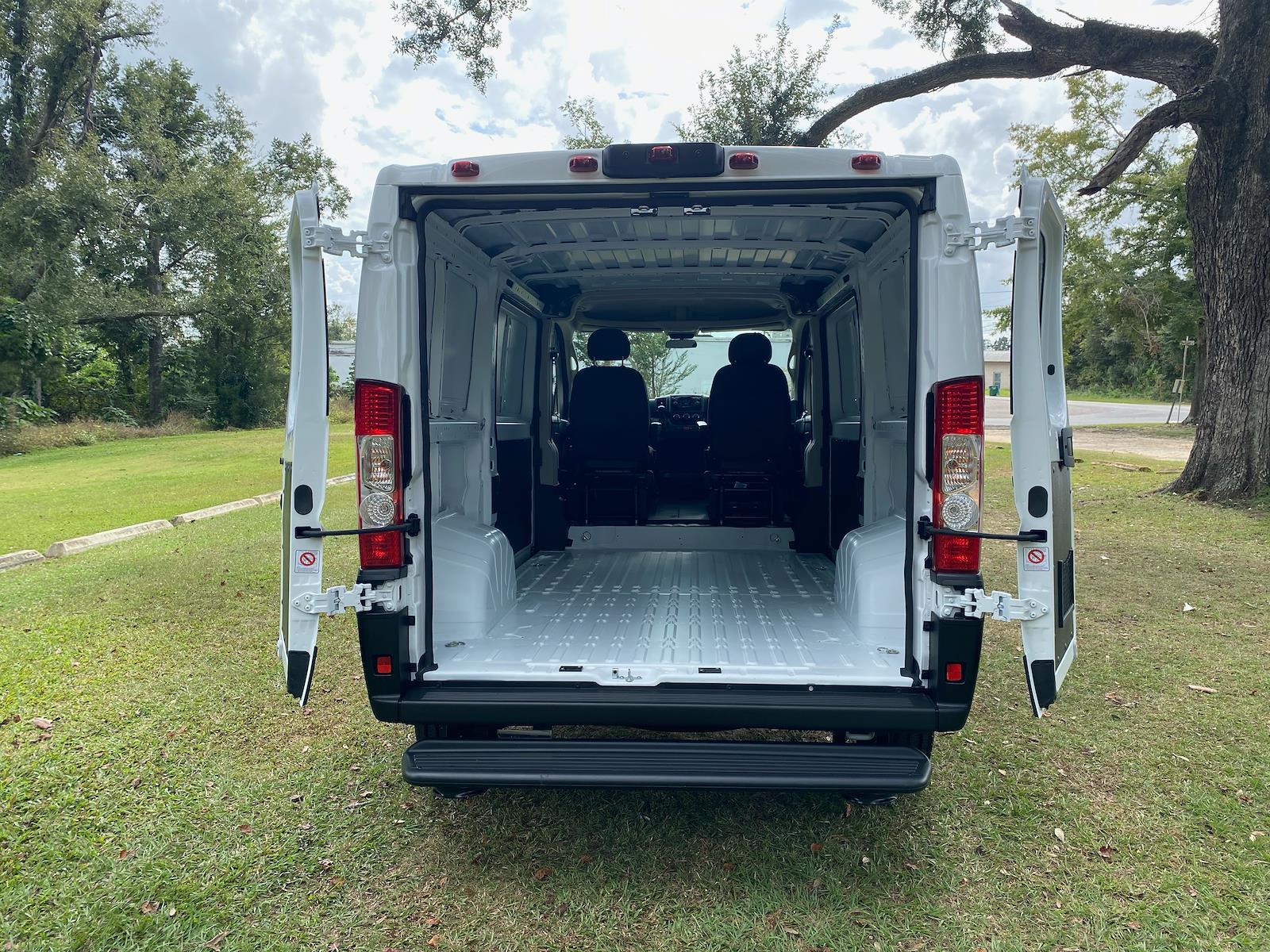2020 Ram ProMaster 1500 Standard Roof FWD, Empty Cargo Van #105184 - photo 1