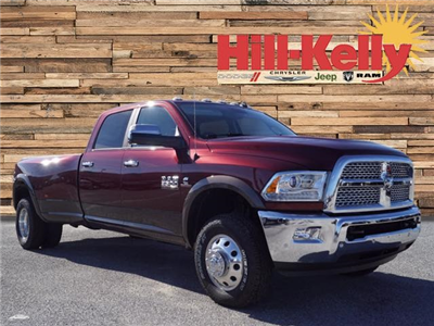 2017 Ram 3500 Crew Cab DRW 4x4, Pickup #770097 - photo 1