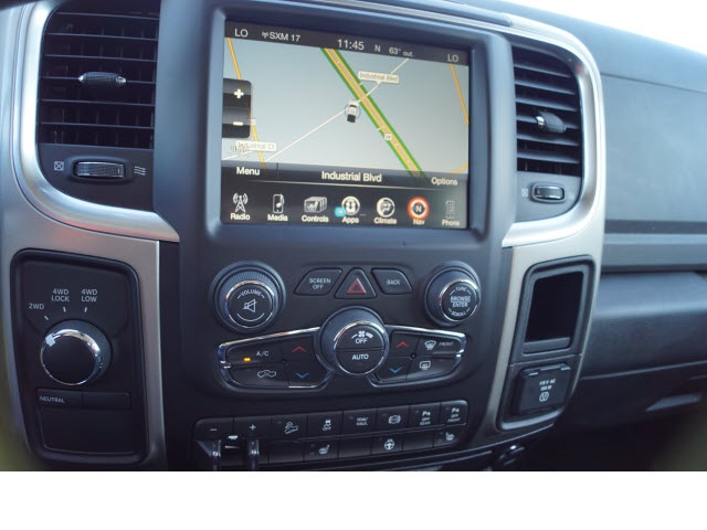 2017 Ram 2500 Crew Cab 4x4 Pickup #770125 - photo 8