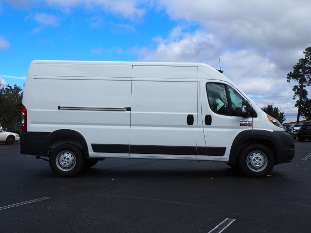 2018 ProMaster 2500 High Roof FWD,  Empty Cargo Van #780135 - photo 4