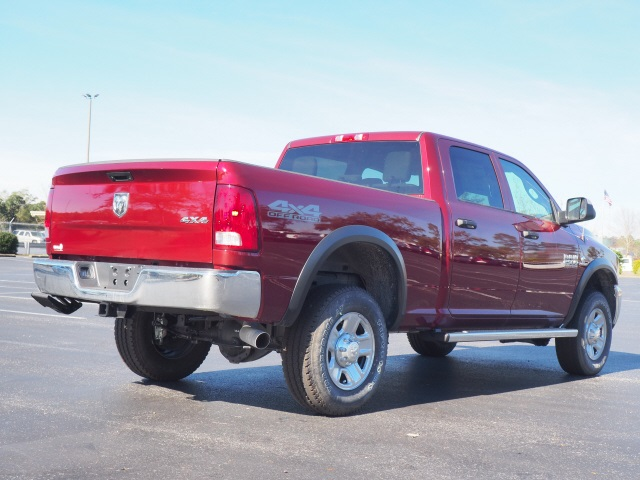 2018 Ram 2500 Crew Cab 4x4,  Pickup #780411 - photo 2