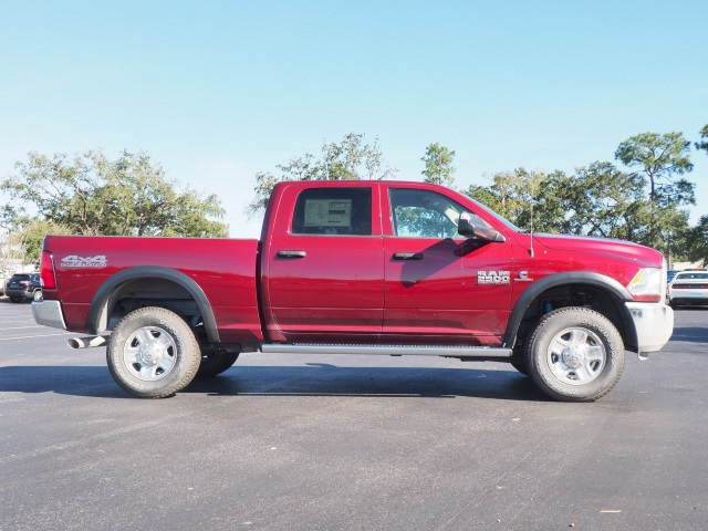 2018 Ram 2500 Crew Cab 4x4,  Pickup #780411 - photo 4