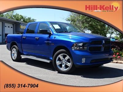 2018 Ram 1500 Crew Cab 4x4,  Pickup #78052 - photo 1