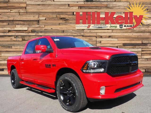 2018 Ram 1500 Crew Cab 4x4 Pickup #78108 - photo 1