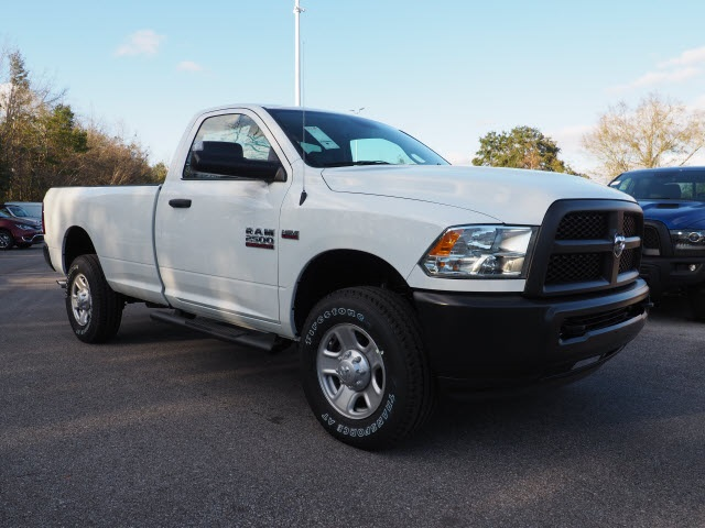 2018 Ram 2500 Regular Cab 4x4, Pickup #78204 - photo 7