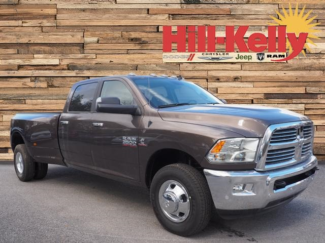 2018 Ram 3500 Crew Cab DRW 4x4,  Pickup #78277 - photo 1