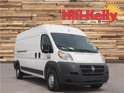 2018 ProMaster 2500 High Roof 4x2,  Empty Cargo Van #78518 - photo 1