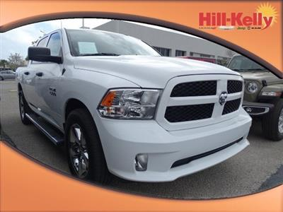 2018 Ram 1500 Crew Cab 4x2,  Pickup #78554 - photo 1