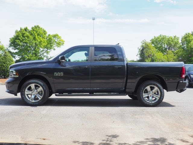 2018 Ram 1500 Crew Cab 4x4,  Pickup #78577 - photo 15