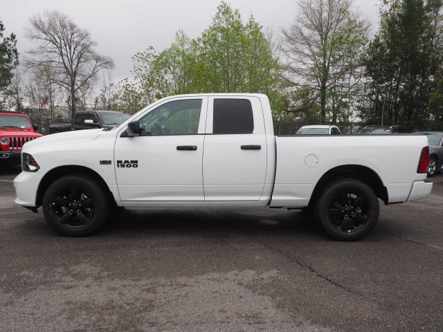 2018 Ram 1500 Quad Cab 4x4,  Pickup #78582 - photo 17