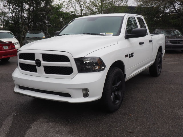 2018 Ram 1500 Quad Cab 4x4,  Pickup #78582 - photo 3