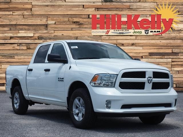 2018 Ram 1500 Crew Cab 4x4,  Pickup #78628 - photo 1