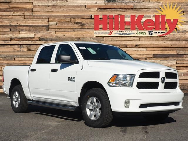 2018 Ram 1500 Crew Cab 4x4,  Pickup #78629 - photo 1