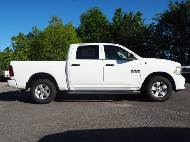 2018 Ram 1500 Crew Cab 4x4,  Pickup #78629 - photo 4