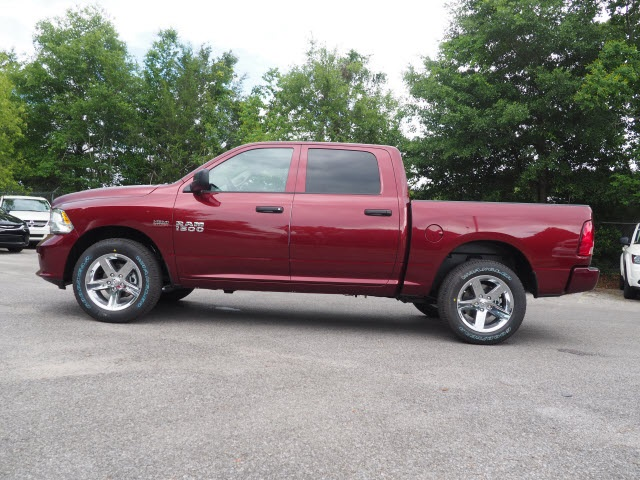 2018 Ram 1500 Crew Cab 4x4,  Pickup #78756 - photo 14