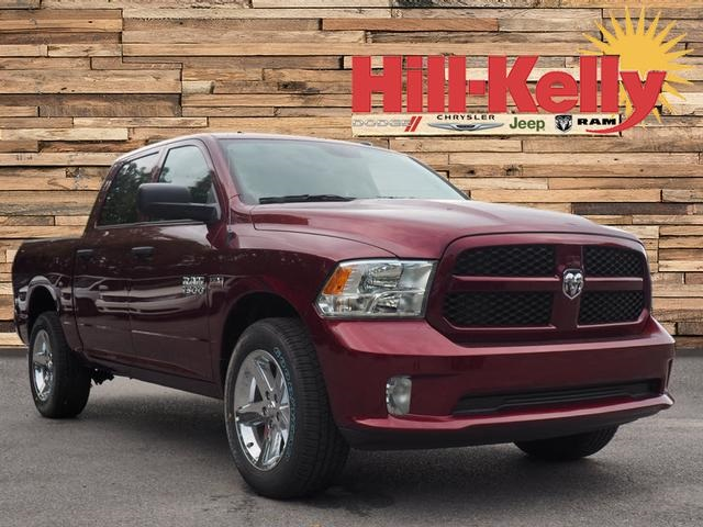2018 Ram 1500 Crew Cab 4x4,  Pickup #78756 - photo 1