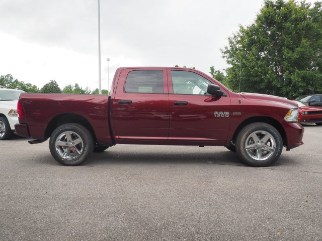 2018 Ram 1500 Crew Cab 4x4,  Pickup #78756 - photo 4
