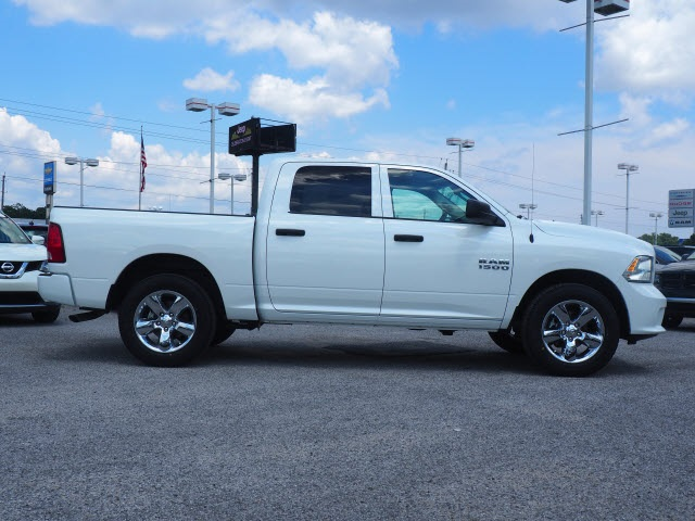 2018 Ram 1500 Crew Cab 4x2,  Pickup #78797 - photo 4