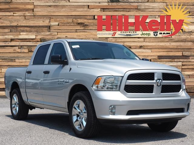 2018 Ram 1500 Crew Cab 4x2,  Pickup #78814 - photo 1