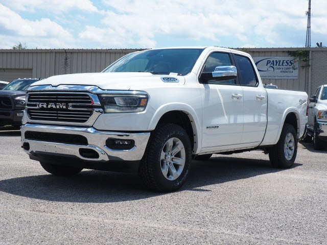 2019 Ram 1500 Quad Cab 4x4,  Pickup #79080 - photo 15