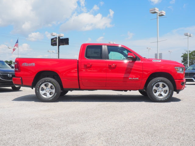 2019 Ram 1500 Quad Cab 4x4,  Pickup #79085 - photo 4