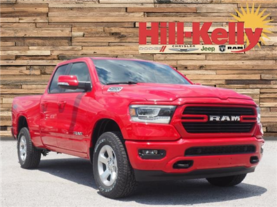 2019 Ram 1500 Quad Cab 4x4,  Pickup #79085 - photo 1